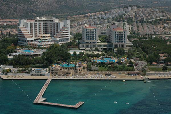 Cande Onura Hotel Kusadasi Acun Travel Agency In Turkey